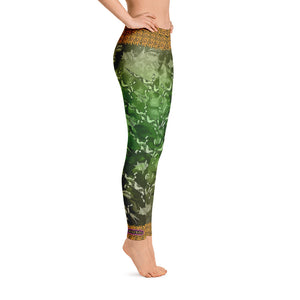 Sea Foam - Leggings - Totally F*ing Brutal