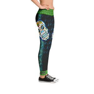 Mountain High - Tahoe Sugar Skull Leggings - Totally F*ing Brutal