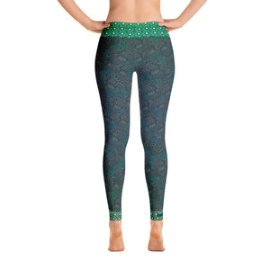 Ocean Fossil - Leggings - Totally F*ing Brutal