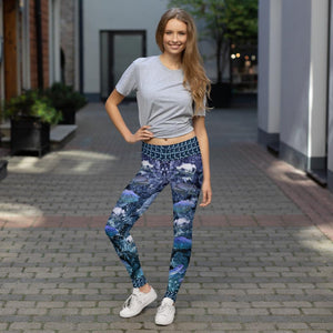Blue Frog - Leggings - Totally F*ing Brutal