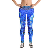 Winter Chill Aspens - Tahoe Sugar Skull Leggings - Totally F*ing Brutal
