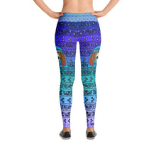 Nile Style - Tahoe Sugar Skull Leggings - Totally F*ing Brutal