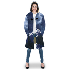 Tahoe Moon Sugar Skull Sherpa Cloak - Totally F*ing Brutal