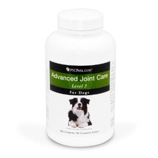 PSCPets Advanced Joint Care Level 3 for Dogs - 90 Tablets