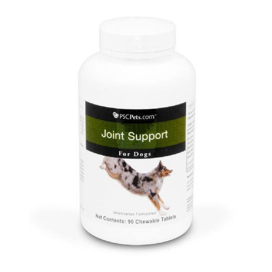 PSCPets Joint Support for Dogs - Chewable Tablets - 90 count