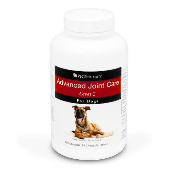 PSCPets Advanced Joint Care Level 2 for Dogs - 90 Tablets