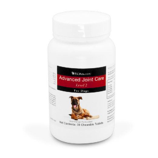 PSCPets Advanced Joint Care Level 2 for Dogs - 30 Tablets