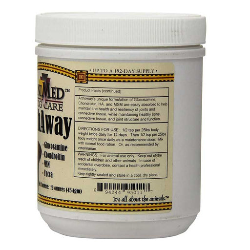 ArthAway Powder For Dogs - 16OZ - Each