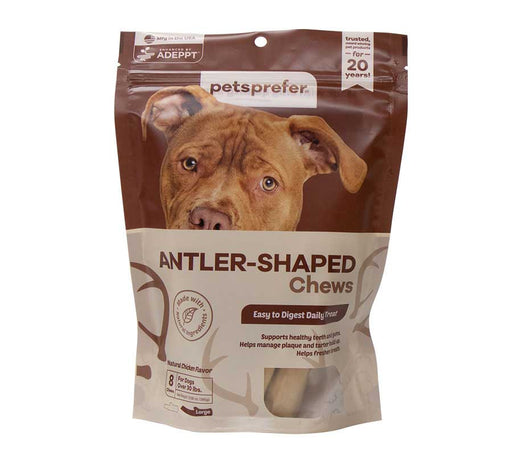 Antler Treats - Large Dog