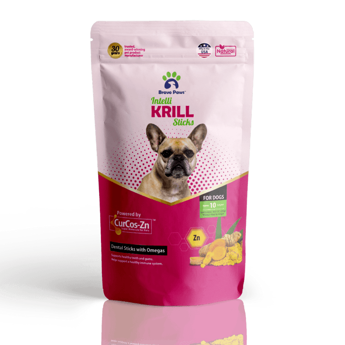 Bravo Paws Intelli Krill
