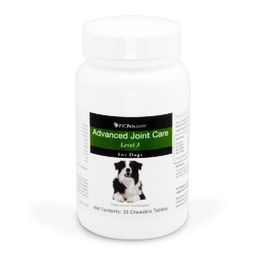 PSCPets Advanced Joint Care Level 3 for Dogs - 30 Tablets