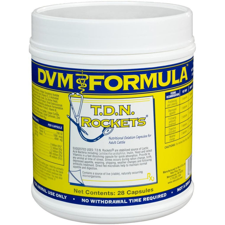 DVM TDN Rockets - Animal Health Warehouse