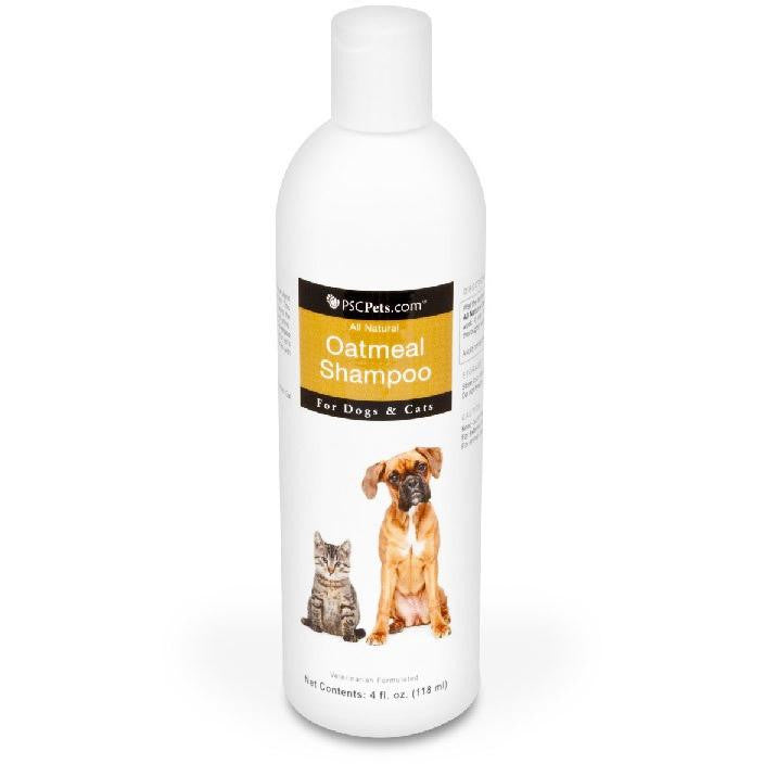 PSCPets All Natural Oatmeal Shampoo