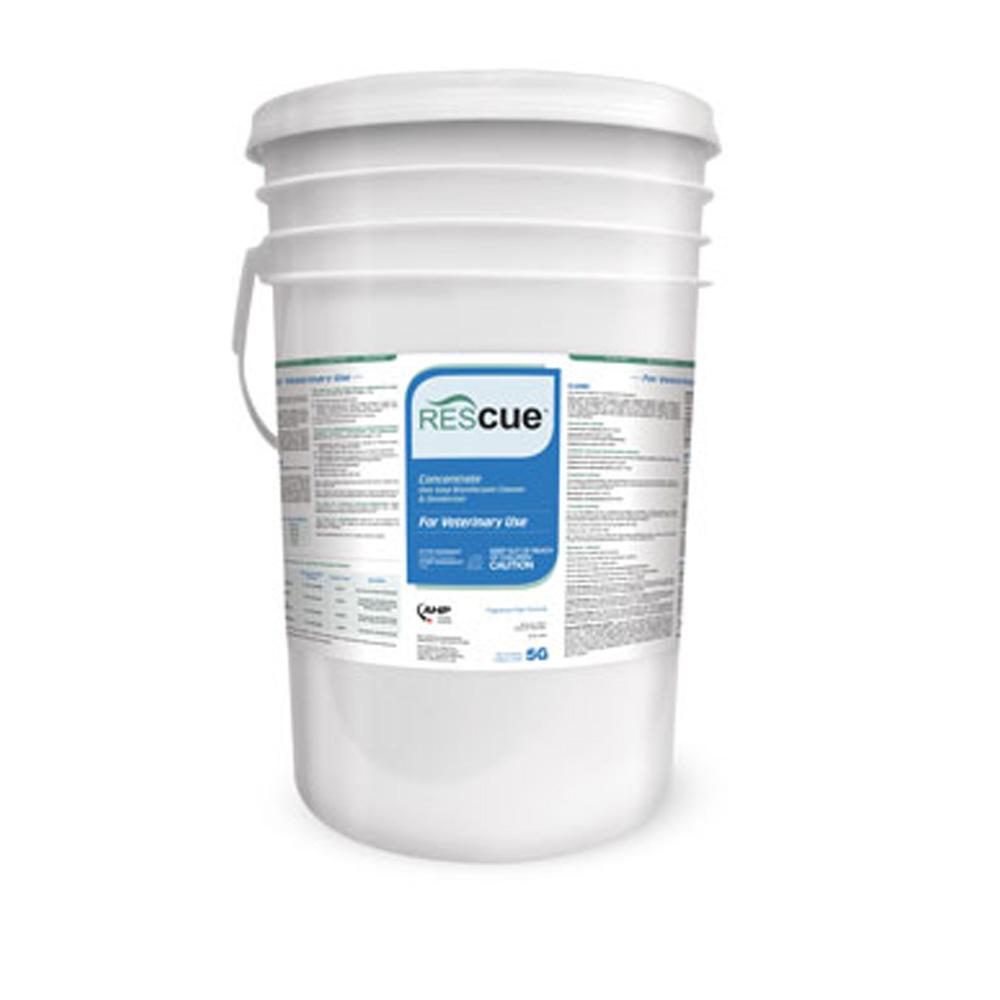 Rescue Disinfectant Concentrate 5 Gallon pail