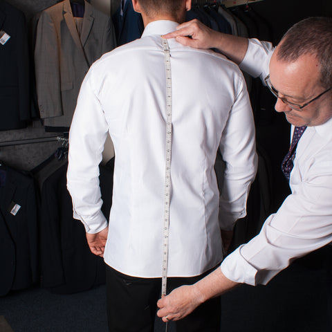 back length measurement