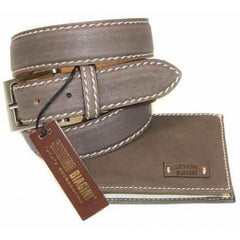 SILVANO BIAGINI Mens Silvano Biagini Leather Wallet, Brown