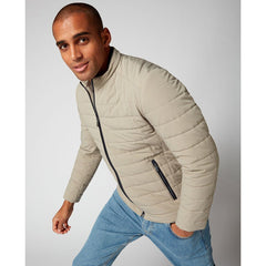 Lightweight Down Jacket Stone