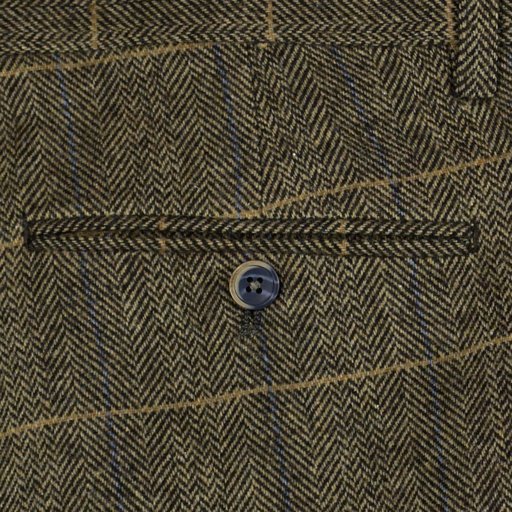 Brown Tweed jacket - Leonard Silver