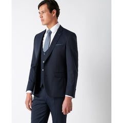 Navy Woolrich Suit