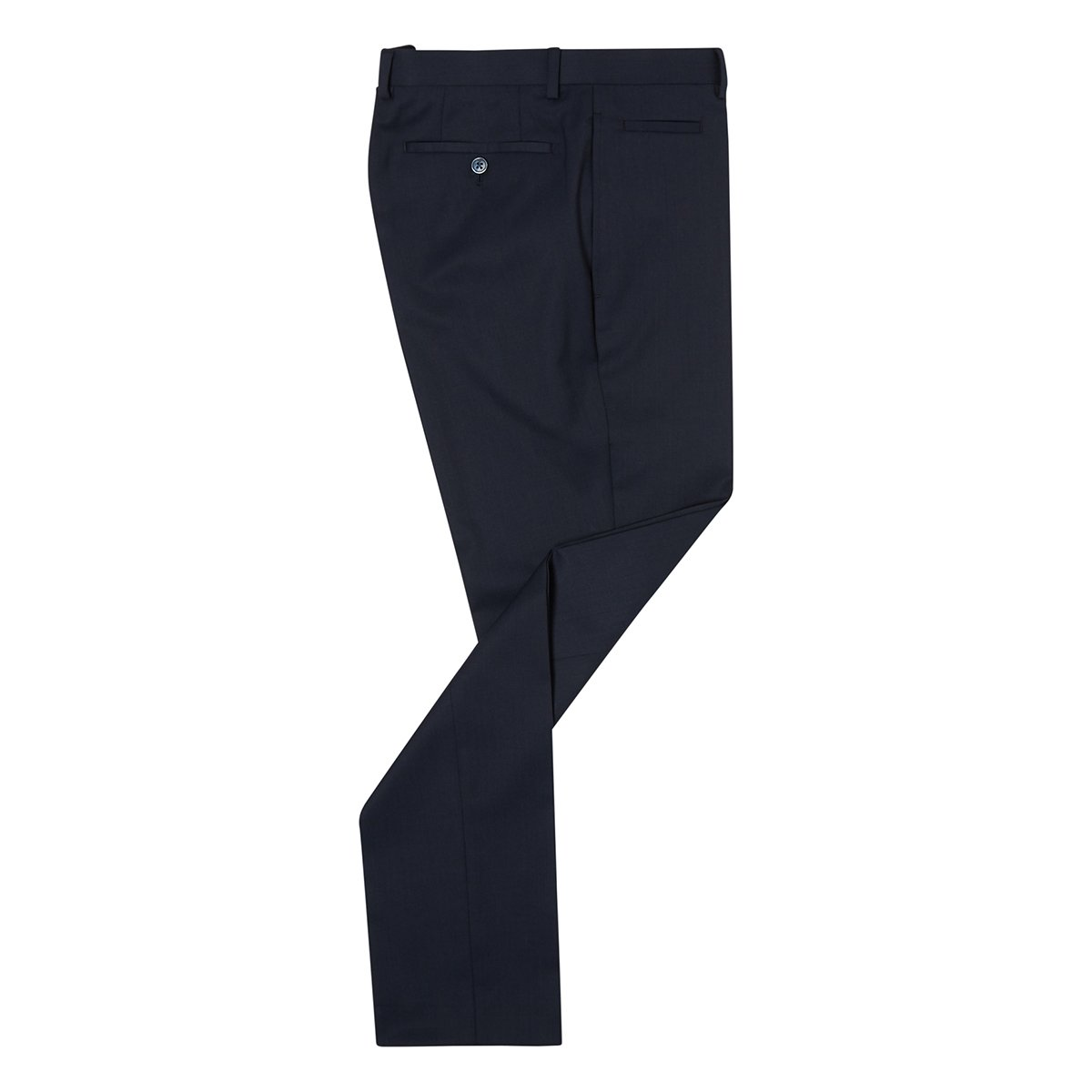 Navy Woolrich Trousers