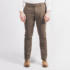 Arthur Brown Tweed Trouser