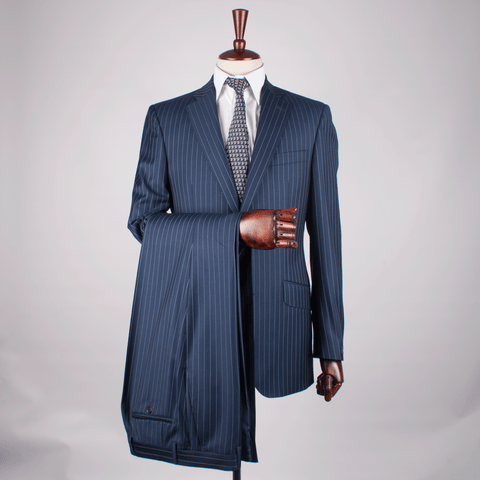 Gerard Connolly 2 Piece Suit, French Navy - Leonard Silver