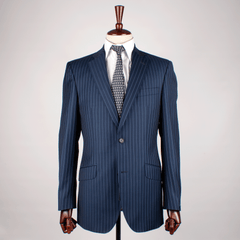 Gerard Connolly 2 Piece Suit, French Navy