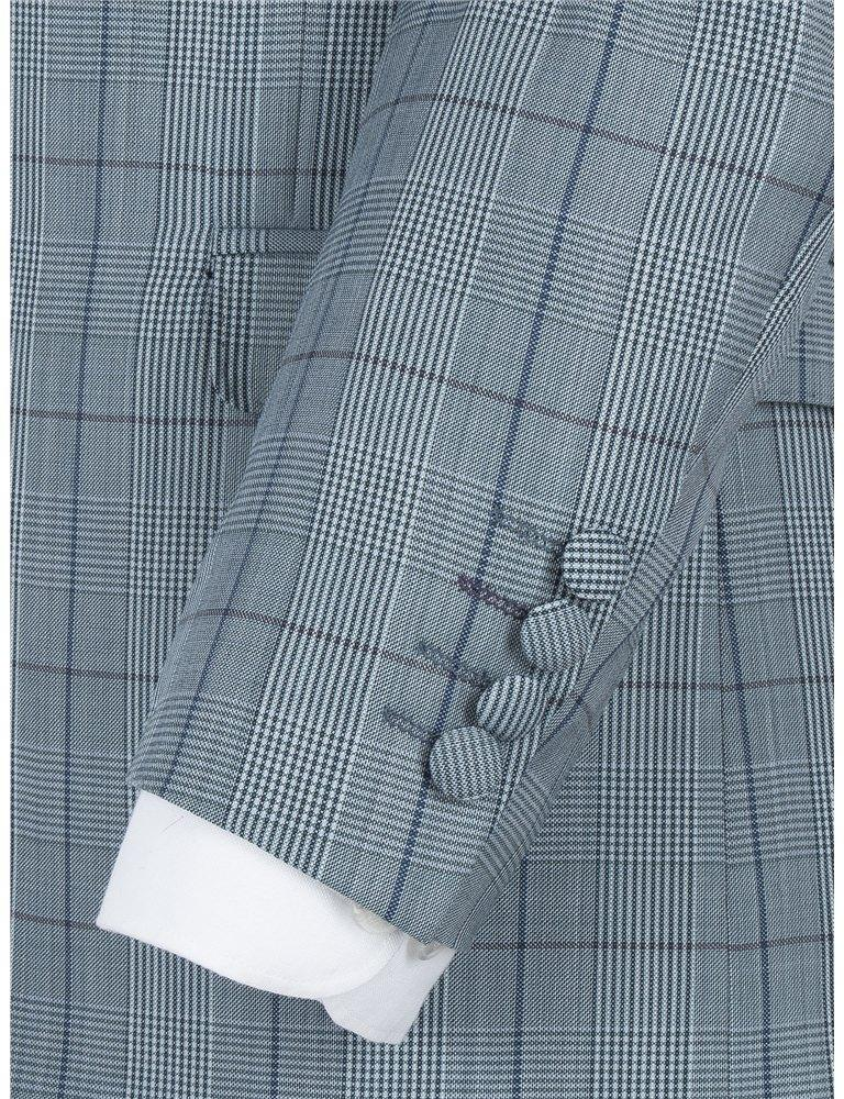 3 button gibson suit at leonard silver hull