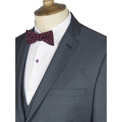 Gibson Slim Fit Slate Blue Suit