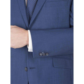 Gibson Royal Blue Suit - Leonard Silver