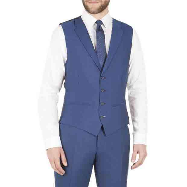 Gibson London Royal Blue Suit