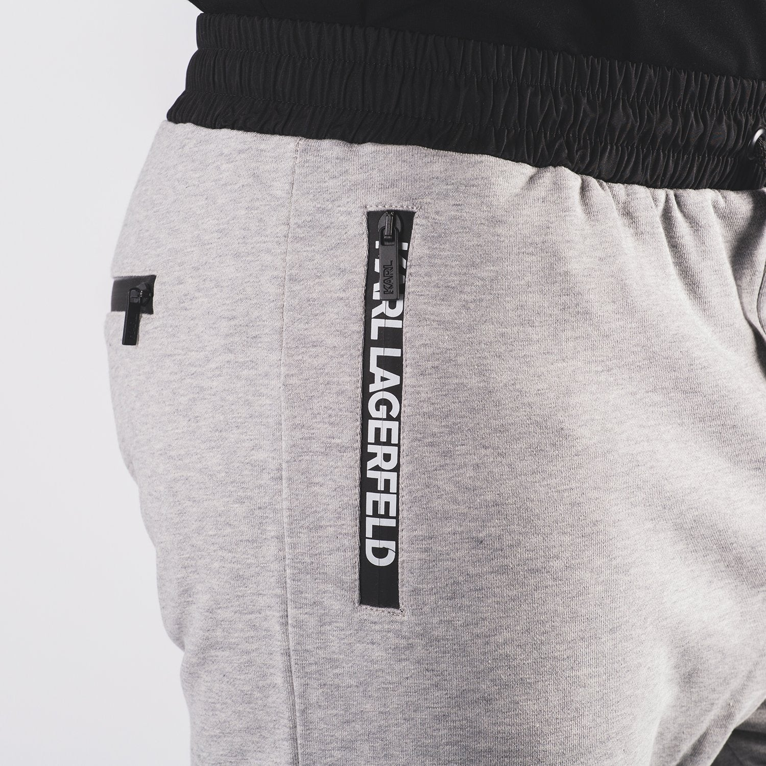 Karl Lagerfeld Sweat Pants - Leonard Silver