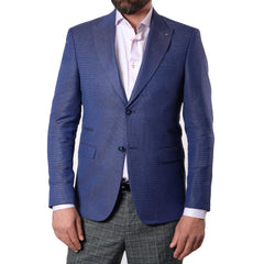 X-Slim Fit Linen Blazer