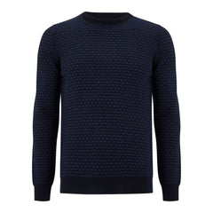 Navy Crew Neck Sweater