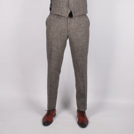 Donegal Tweed Trouser - Leonard Silver