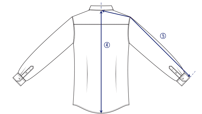 Pinpoint Button-Under Shirt - Leonard Silver