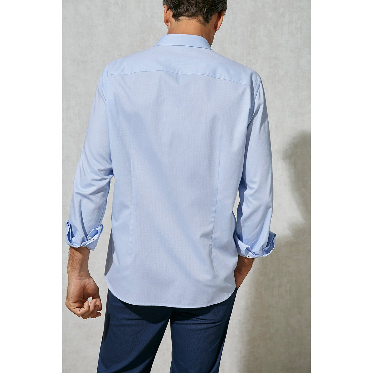 Sky Long Sleeved Shirt