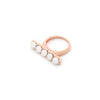 Chloe  - Rose Gold Ring