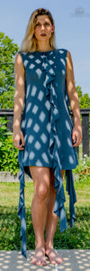 Trailing Ruffles Dress