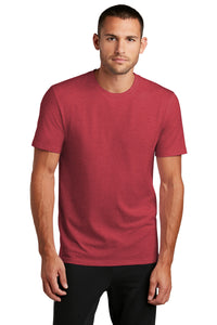 District ® Flex Tee-Heathered Red