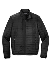Port Authority ® Packable Puffy Jacket - Deep Black