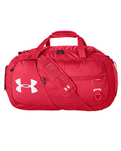 Under Armour Unisex Undeniable Medium Duffel-RED