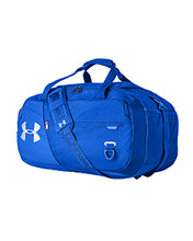 Under Armour Unisex Undeniable Medium Duffel-BLUE