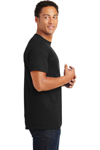 Gildan® - Ultra Cotton® 100% Cotton T-Shirt-BLACK