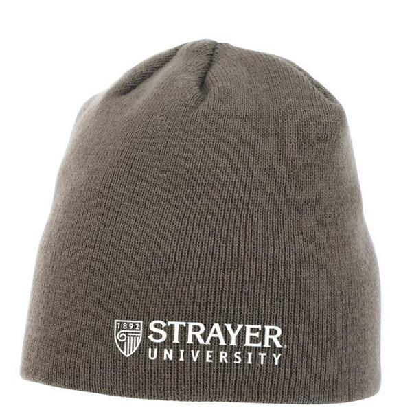 U-LEVEL Knit Beanie BLACK