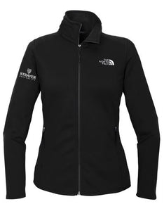 The North Face ® Ladies Skyline Full-Zip Fleece Jacket-BLACK
