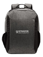 Port Authority ® Vector Backpack-GRAY HEATHER