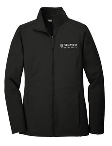 LADIES Port Authority ® Ladies Collective Soft Shell Jacket BLACK