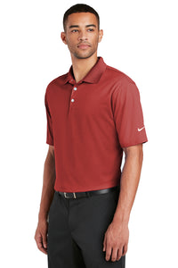 Nike Dri-FIT Micro Pique Polo - Varsity Red