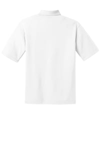 SEI - Nike Dri-FIT Micro Pique Polo - White